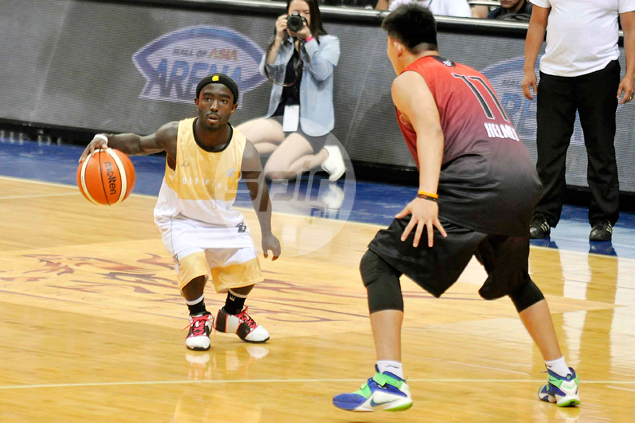 Recent Manila visitor, streetball sensation Mani Love calls out Kevin Hart, Justin Bieber
