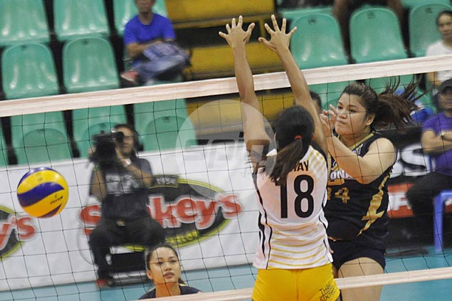 NU Lady Bulldogs prove too much for UST Tigresses missing EJ Laure and Cherry Rondina