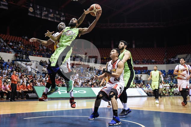 Stanley Pringle follows Globalport teammate Anthony Semerad as Player of the Week awardee