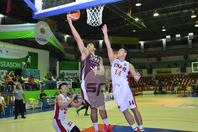 SWU Cobras regroup in overtime to hold off Jaguars, gain share of Cesafi lead