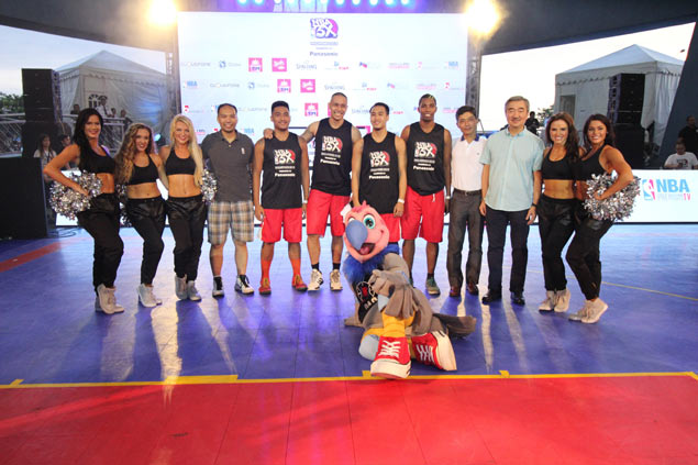 EGS-Elite asserts mastery of NBA 3X Philippines, nabs fourth straight men's open crown