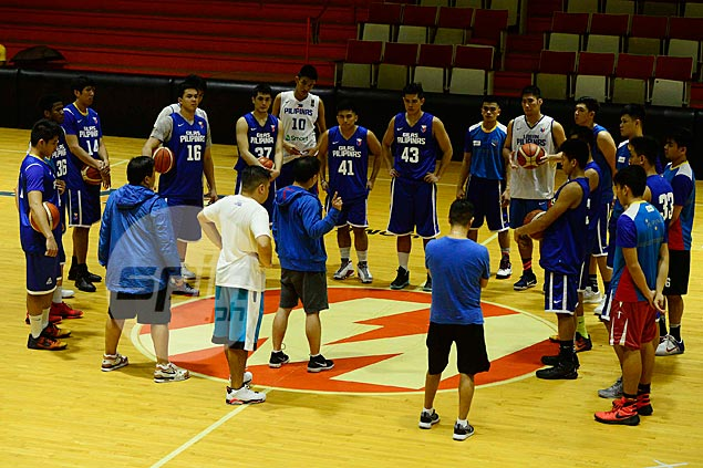 PBA set to iron out rookie draft plan for Gilas Pilipinas cadets in board meeting