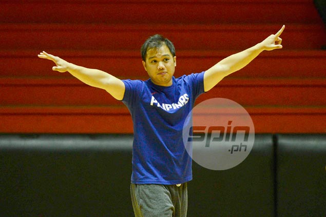 Baldwin explains move to put Josh Reyes in charge of Gilas in Fiba Asia Challenge Cup