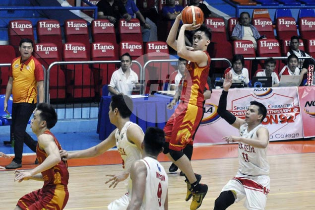 Allyn Bulanadi hits game-winner as Stags stun Red Lions for second straight victory