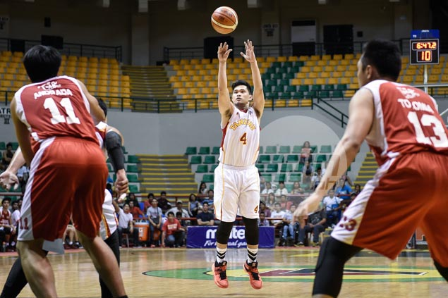 Gelo Alolino has no regrets skipping shot at Gilas spot to focus on PBA dream