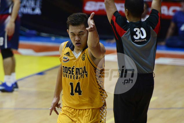 Teytey Teodoro a potential PBA star if he improves on defense, says Meneses