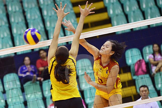 University of the Philippines, San Sebastian clash for semifinal berth in V-League