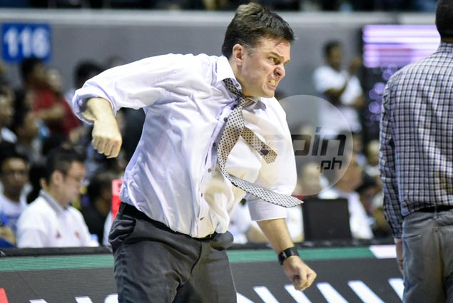 Alaska coach Alex Compton points out wide free-throw disparity in loss to SMB