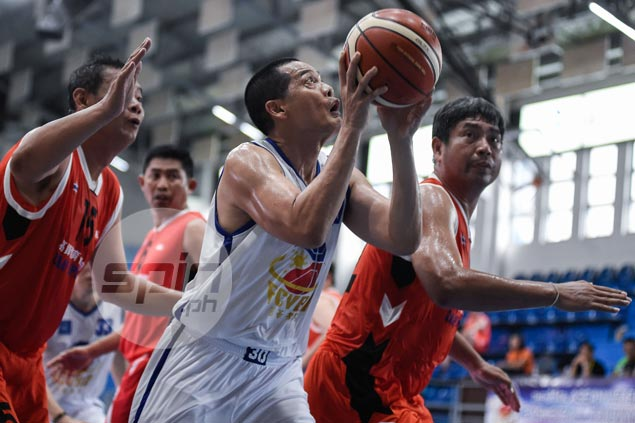 Former PBA players run the show as FCVBA squads stay unbeaten in Asean Veterans caging