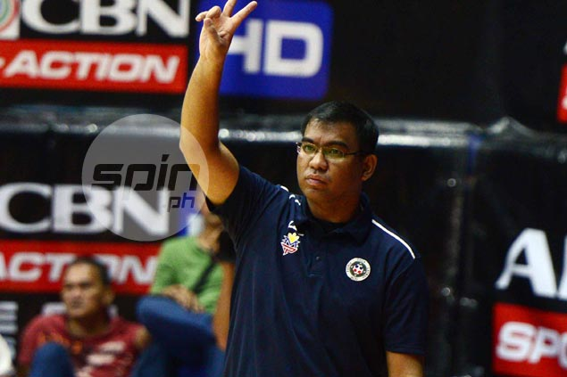 Jeff Napa takes blame for Letran slump, vows to put an end to Knights' late-game struggles