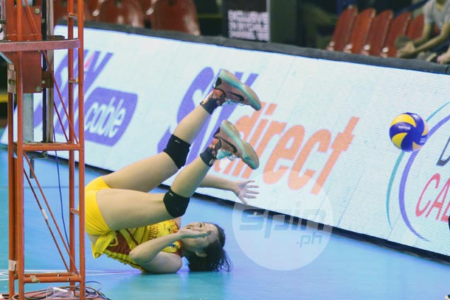 San Sebastian coach in awe as Soltones bucks fever to lead Lady Stags over UST