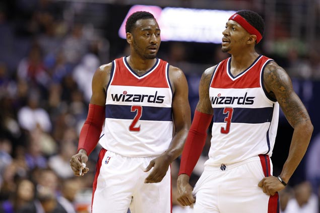 Wizards star pair John Wall, Bradley Beal willing to set aside differences, be on same page