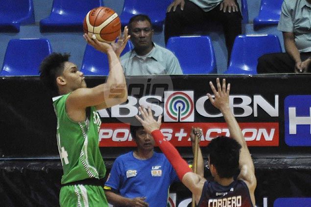 Visit to dugout heightens NCAA Jrs MVP Troy Mallillin's desire to play for Green Archers