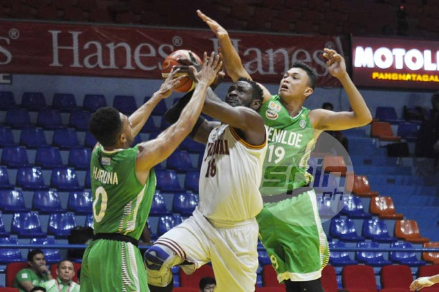 Perpetual deals Benilde 25-point drubbing, sends Blazers reeling to worst start in school history
