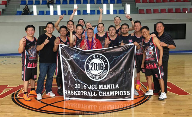 Firestop-Starmobile beats Honda-Robson to complete sweep of JCI Manila caging