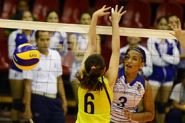 Michelle Morente plays down role in Ateneo resurgence: 'Wala pa ako doon sa game ko'