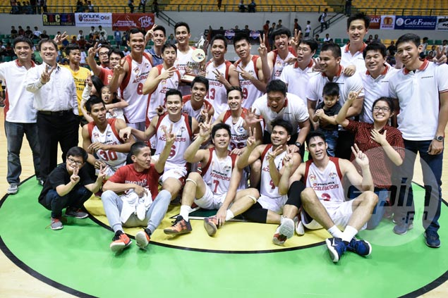 Phoenix downs Tanduay in Foundation Cup decider to complete sweep of D-League titles
