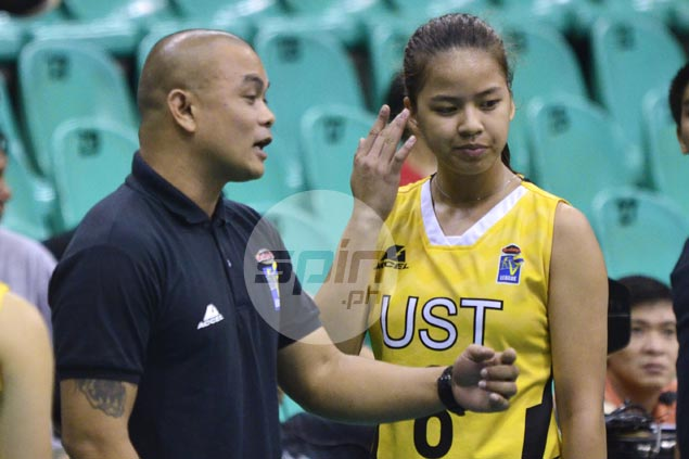 Young UST team has nothing to be ashamed of despite early V-League exit, says coach