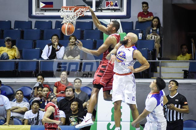 Mahindra claims biggest scalp yet in TNT, seals first-ever PBA playoff appearance