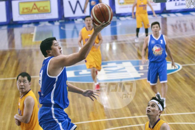 Sweep so sweet as Benny Cheng leads FCVBA 40-above side to Asean Veterans title