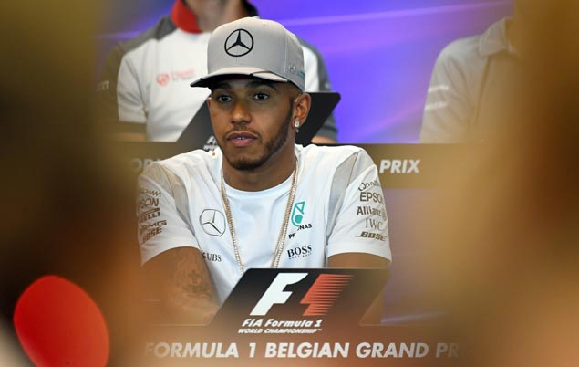 Grid penalty on Lewis Hamilton perfect chance for Nico Rosberg to catch up in F1 title race