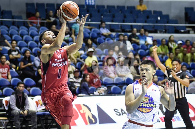 Mahindra third-round pick Paolo Taha proves worth after signing two-year contract extension