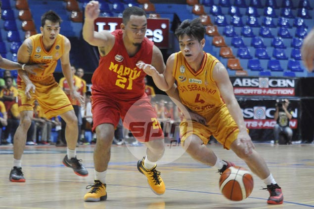 San Sebastian Stags stretch win streak to three with thrilling stunner over Mapua Cardinals