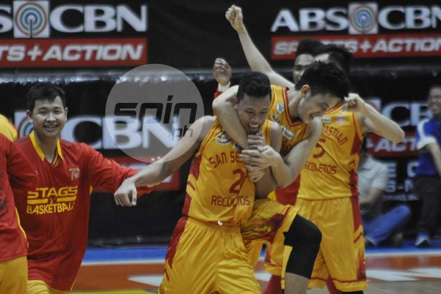 Commitment to defense, never-give-up spirit sparked Stags turnaround, says coach Macaraya