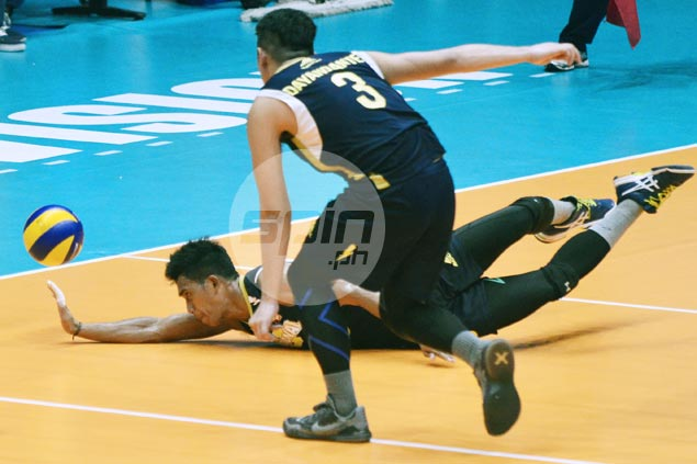 NU Bulldogs move on to semis as Perpetual Altas bow out of Spikers Turf