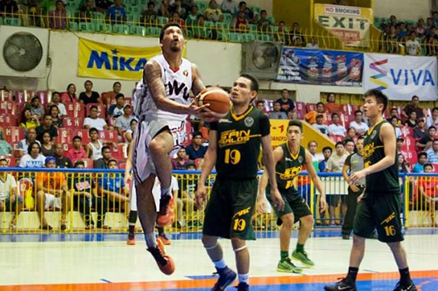 Juju Bautista hopes third time's the charm for basketball career as ex-SWU forward joins EAC
