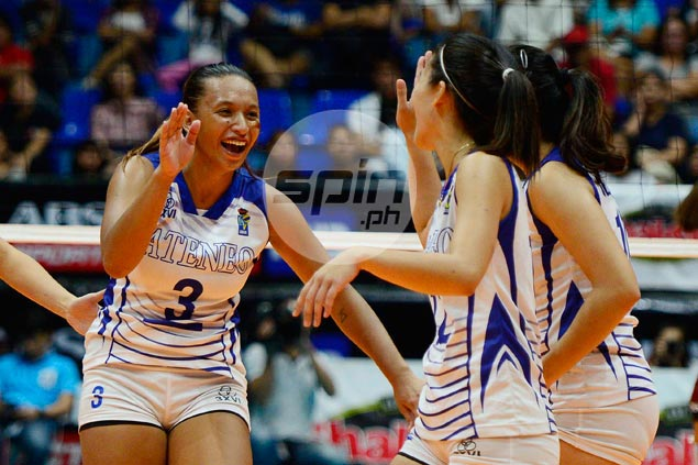 Ateneo begins post-Alyssa Valdez era in UAAP with opening-day game against UST