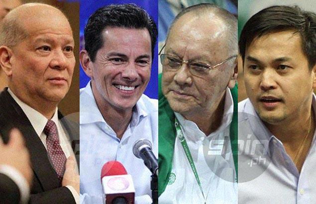 Five PH sportsmen make it to Forbes list of 50 richest Filipinos