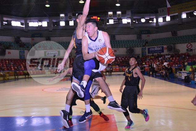Ateneo de Cebu deals Don Bosco a reality check with lopsided Cesafi juniors victory