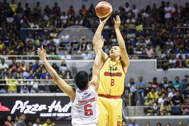PJ Simon lets out frustration as Star heads to another quick exit, but refuses to give up hope