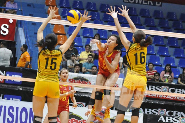 Sore throat no excuse as Soltones laments Lady Stags' inconsistency in loss to FEU