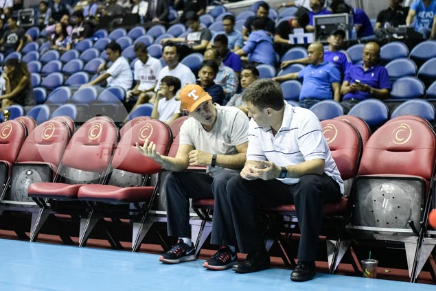 Tab Baldwin hoping against hope SBP, PBA will find way to have pro players suit up for Gilas