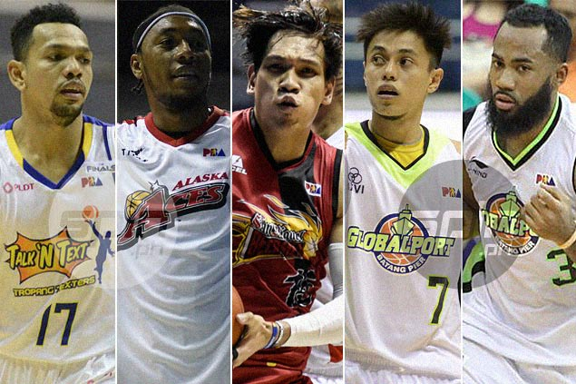 Can anyone deny June Mar Fajardo a record third straight MVP award?