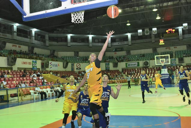 USPF Panthers score first victory and keep CIT-U Wildcats winless in Cesafi