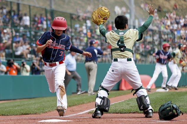 Endwell ends US title drought as New York side overcomes South Korea to rule Little League World Series