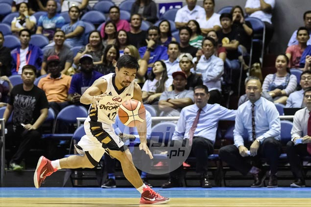 Mahindra team manager assures PBA no UNTV Cup stint for playing-coach Manny Pacquiao