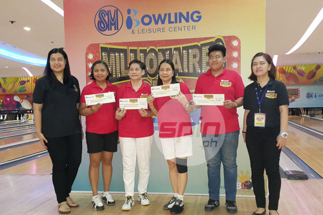 Jojie Cabacungan overcomes Cely Bunag to rule SM Bowling Cup
