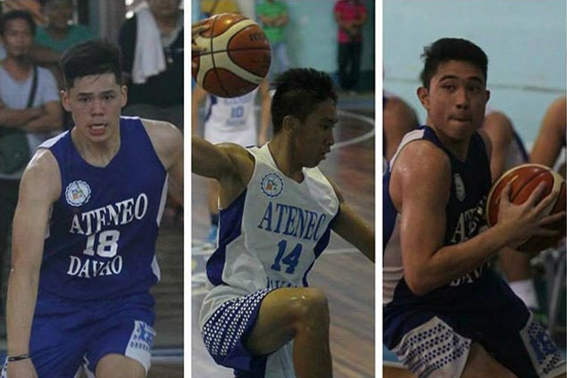 Ateneo de Davao beats Assumption College to rule Flying V Invitationals