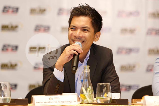 Lawyer Rebo Saguisag named the UAAP's first-ever executive director