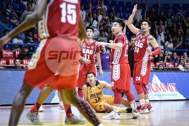 Meneses feels Teodoro fouled with time left in clock, but not keen on pursuing protest