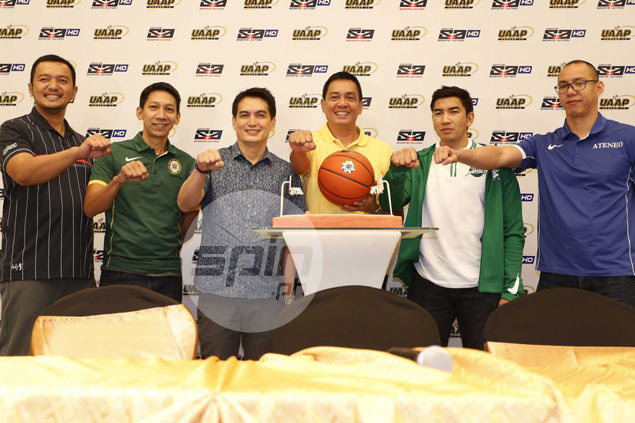Ayo, La Salle embrace favorites' tag - and all the pressure that comes with it
