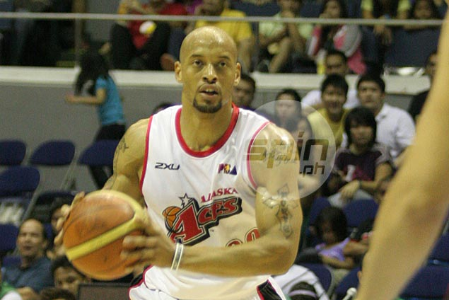 RoS bringing in former Alaska import Jason Forte as Smith exceeds height limit