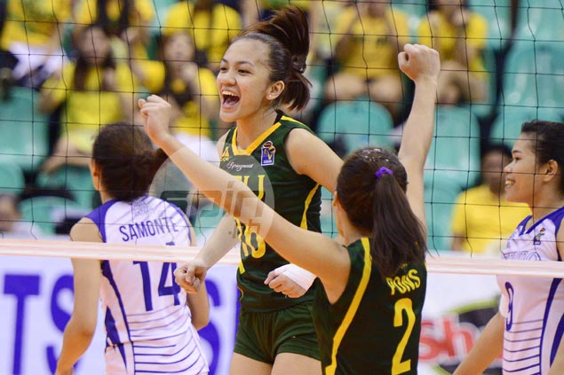 Shaq delos Santos heaves sigh of relief after FEU ends three-year dry spell against Ateneo