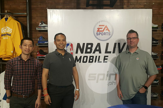 Easy controls, responsive gameplay make for enjoyable NBA LIVE Mobile game experience