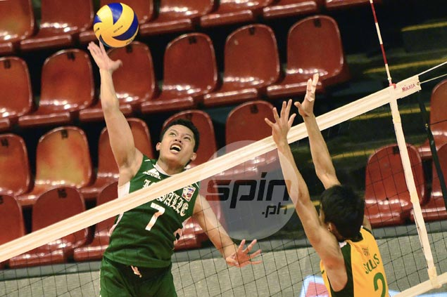 La Salle, UST dispatch separate foes to complete Final Four cast in Spikers Turf