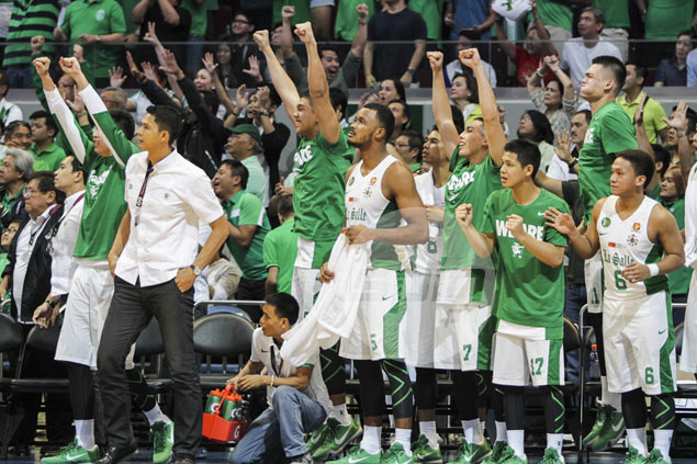 Deep, talent-laden La Salle looks to cause 'mayhem' in UAAP with trapping defense
